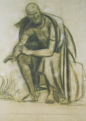 Achille Funi - Febbraio