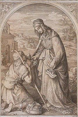 Alexander Maximilian Seitz - Santa Edvige