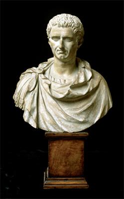 Bartolomeo Cavaceppi - Busto di Tiberio
