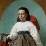 Edgar Degas - Ritratto di Teresa