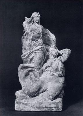 Emilio Musso - Bozzetto per monumento