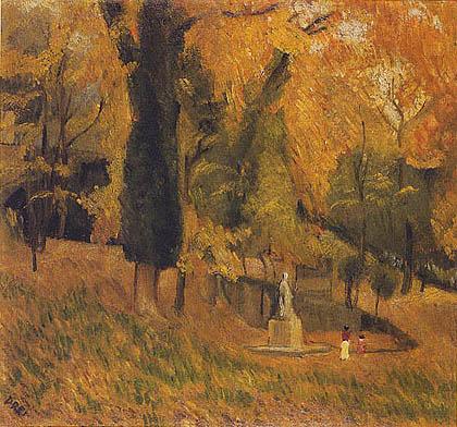 Ercole Drei - Villa Borghese