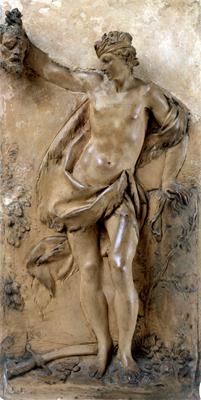 Filippo Scandellari - Davide con la testa di Golia
