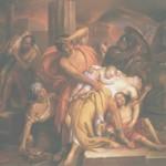 Francesco Podesti - L'ultimo giorno di Ercolano