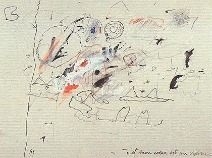 Giosetta Fioroni - Et mon coeur est un violon