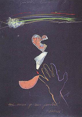 Giosetta Fioroni - Senza titolo