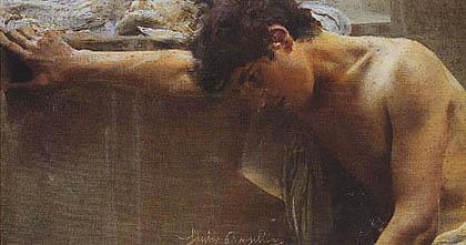 Giulio Bargellini - Studio per Idillio