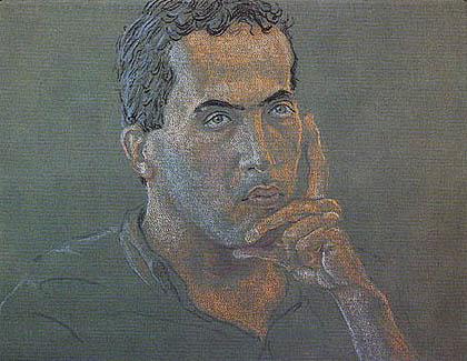 Giuseppe Ducrot - Ritratto di giovane