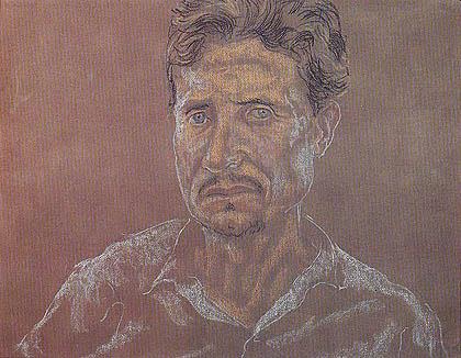 Giuseppe Ducrot - Ritratto virile