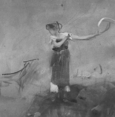 Paolo Michetti - Figura di donna