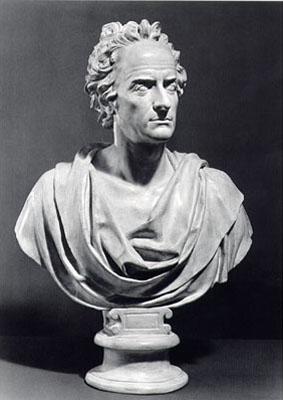 Pompeo Marchesi - Busto di Vittorio Alfieri