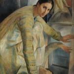 Ferruccio Ferrazzi, Orizia agli specchi