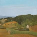 Antonio Donghi: Paesaggio