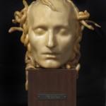 Arrigo Minerbi: Maschera di Napoleone come Medusa