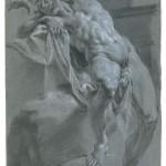 Francesco Monti: Due studi di nudo virile