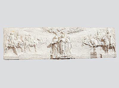 Davide Calandra - La Gloria dei Savoia