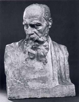 Ercole Drei - Busto di Alfredo Oriani
