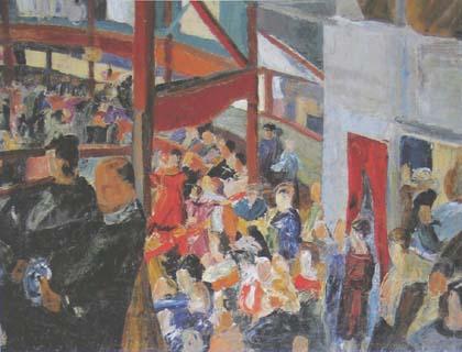 Ferruccio Ferrazzi - La balera di Piacenza