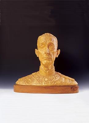 Francesco Nagni - Busto di Luigi Amedeo di Savoia Duca degli Abruzzi