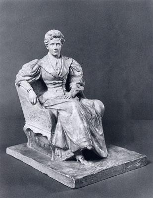 Francesco Parisi - Ritratto di signora