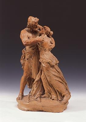 Giacomo De Maria - Ulisse riconosciuto da Penelope