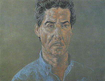 Giuseppe Ducret - Ritratto virile