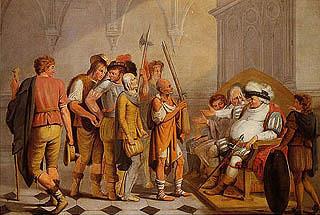 James Durno - Falstaff e le reclute