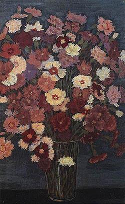 Lelia Caetani Howard - Fiori nel vaso