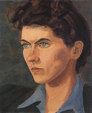 Lelia Caetani Howard - Ritratto di giovane donna