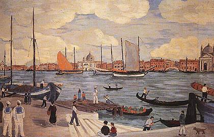 Lelia Caetani Howard - Venezia