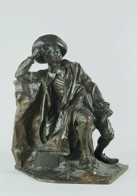 Mario Rutelli - Johan Wolfgang Goethe a Palermo