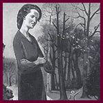Balthus - Ritratto di Lelia Caetani