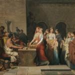 Louis Gauffier: Generosità delle matrone romane