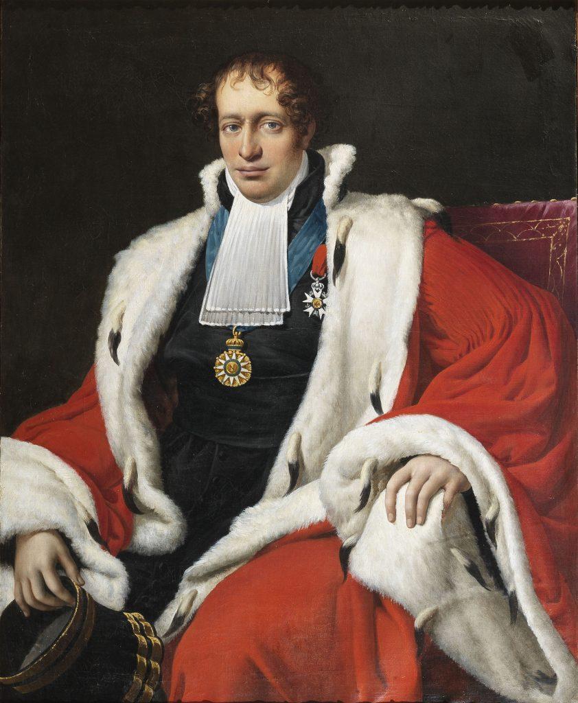 Aparicio, Ritratto di Giuseppe Maria Ferdinando Dal Pozzo di Castellino