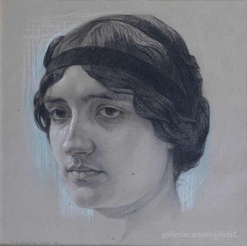 Sigmund Lipinsky ritratto
