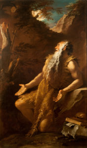 Salvator Rosa St Paul Heremit