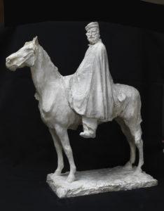Troubetzkoy: Garibaldi a cavallo