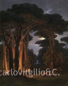 Castelli: Garibaldi a villa Doria Pamphilj