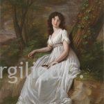 Matteini: young girl