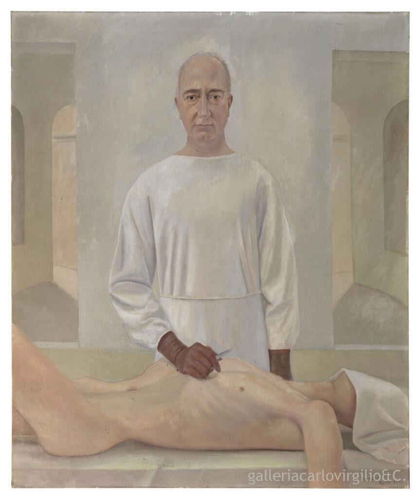Trifoglio: ritratto chirurgo