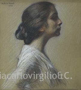 Noci: profilo donna