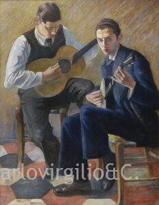 Valentini: chitarra