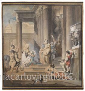 David: presentazione Vergine