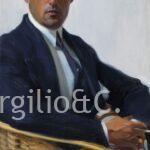 Romagnoli: ritratto maschile